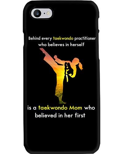 Taekwondo Mom Who Believed In her First