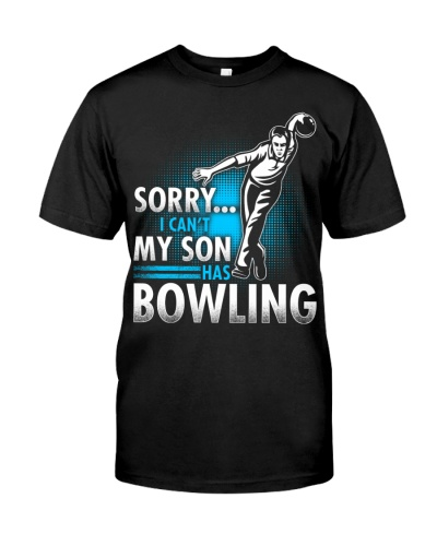 My Son Has Bowling