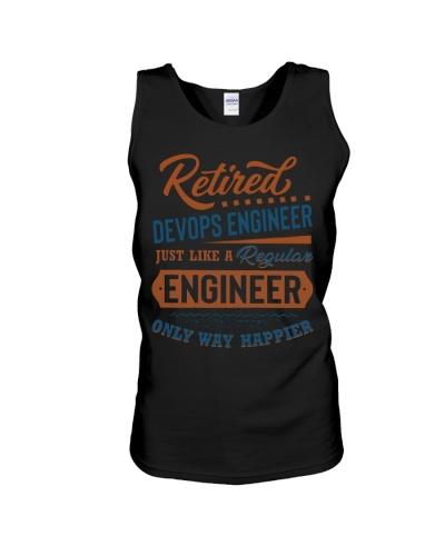 Retired Devops Engineer