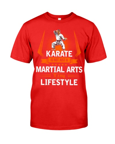 Karate It's My Lifestyle