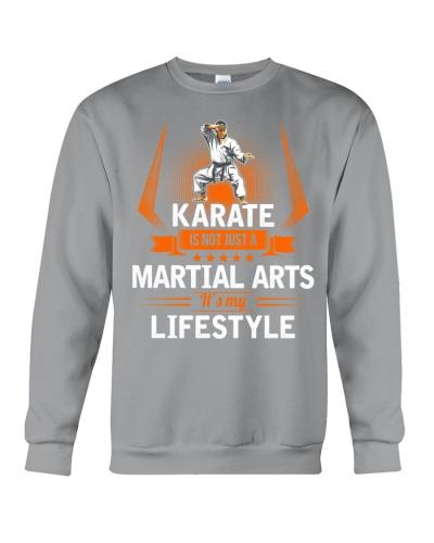 Karate It's My Lifestyle