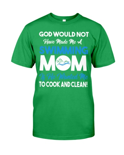 God Would Not Have Made Me A Swimming Mom