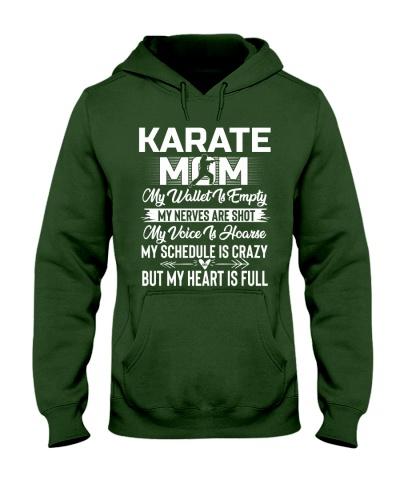 Karate Mom My Heart Is Full