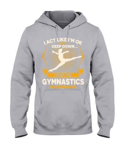 Gymnastics Season Back