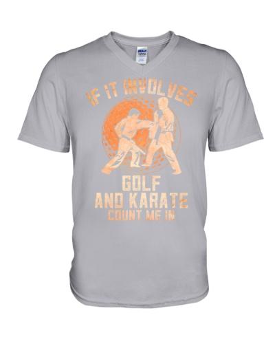 Karate and Golf