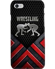 Wrestling - Not Metallic Products Phone Case i-phone-8-case