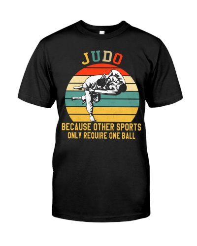 Judo Not Require One Ball