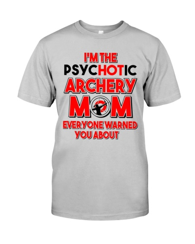 Hot Archery Mom Gift
