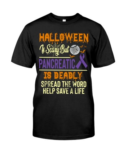 Pancreatic Cancer Halloween Costume