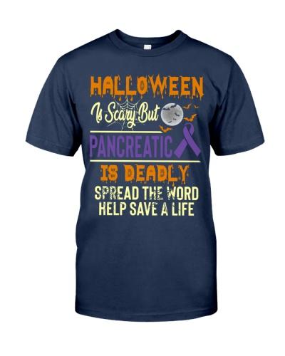 Pancreatic Cancer Halloween Costume