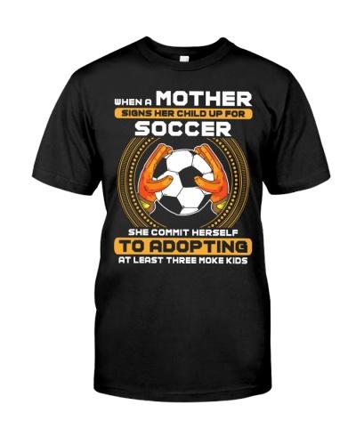 Soccer Mother