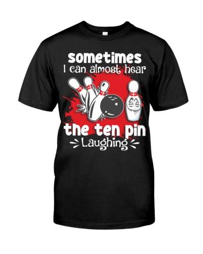 Bowling The Ten Pin Laughing