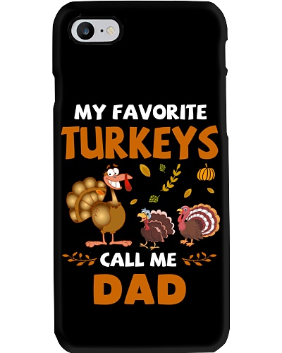 Thanksgiving Call Me Dad