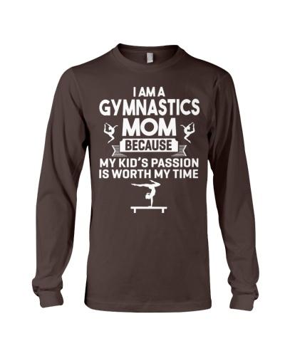 Gymnastics Mom Because My Kid's