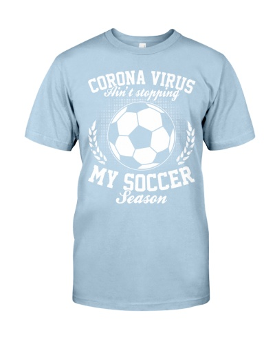 Corona Virus Aint Stopping My Soccer Season