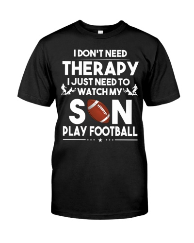 I Just Need To Watch My Son Play Football
