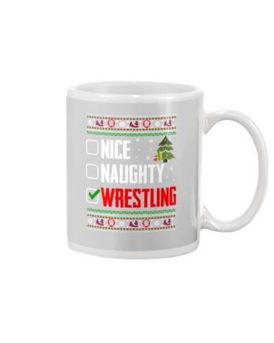 Wrestling Ugly Christmas