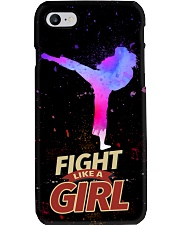 Fight Like A Girl Phone Case i-phone-8-case