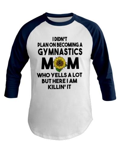 Becoming A Gymnastics Mom