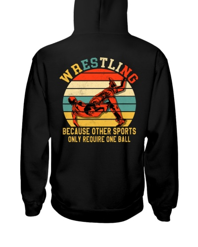 Wrestling Because Other Sports