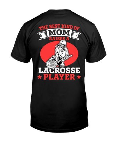 Best Mom Lacrosse Player Backside