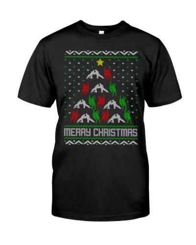Judo Christmas Tree