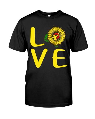 Love Archery Sunflower