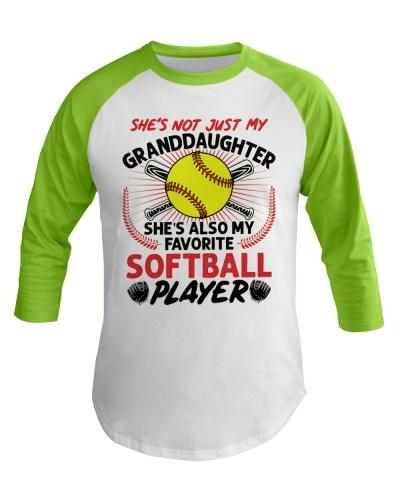 My GrandDaughter Softball Player