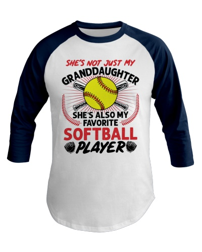 My GrandDaughter Softball Player