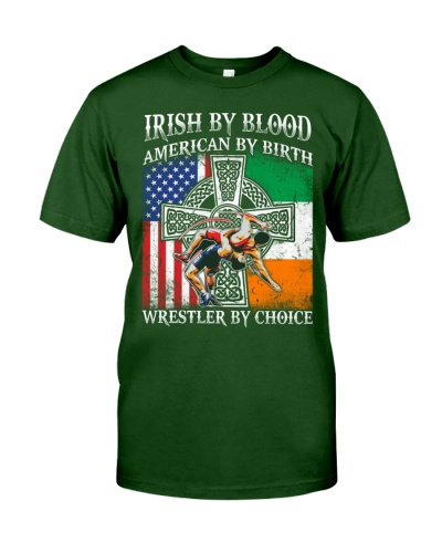 Wrestling Wrestler Irish