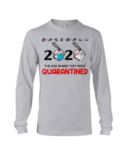 Baseball 2020 Quarantined