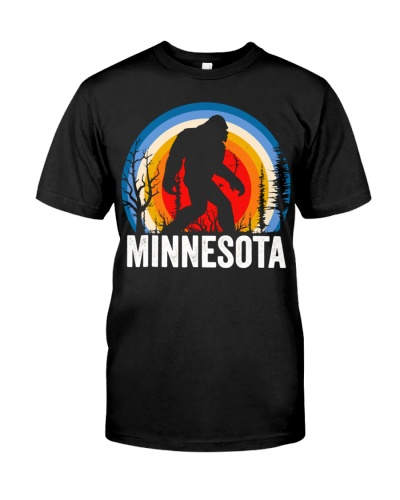 Minnesota Bigfoot