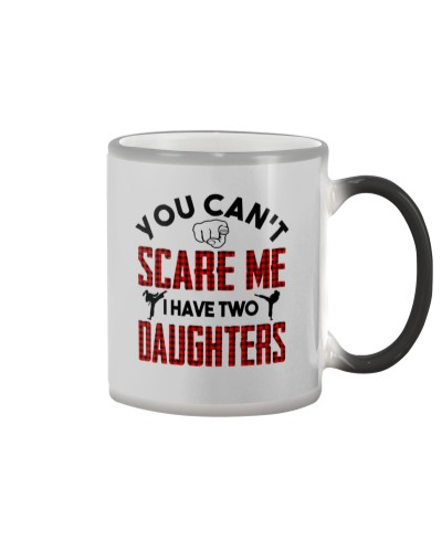 Taekwondo I Have Two Daughters