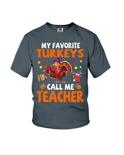 Call Me Teacher Thanksgiving