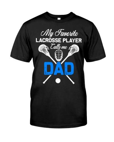 Lacrosse Player Calls Me Dad