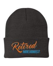 Retired Machinist Knit Beanie thumbnail