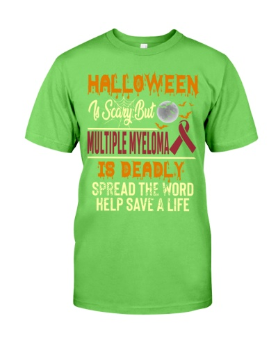 Multiple Myeloma Cancer Halloween Costume