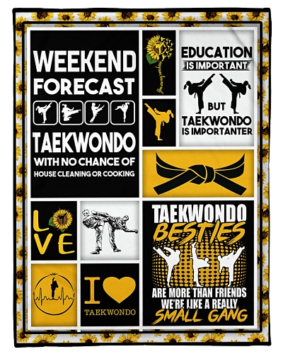 Limited Edition Taekwondo