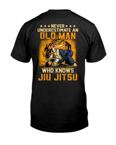 Jiu Jitsu Old Man