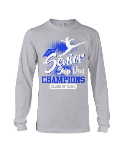 Gymnastics-senior 2020 Skip Day Blue