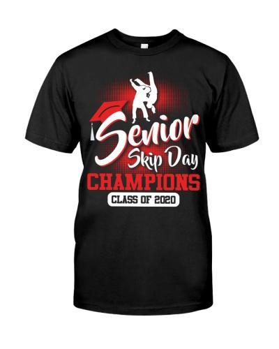 Jiu Jitsu-Senior 2020 Skip Day