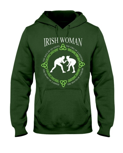 Irish Woman Wrestling