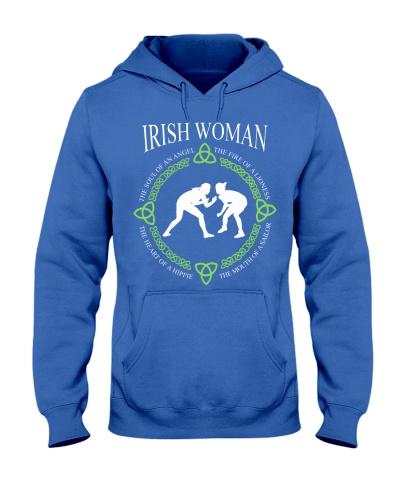 Irish Woman Wrestling