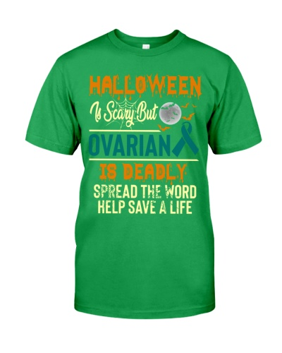Ovarian Cancer Halloween Costume