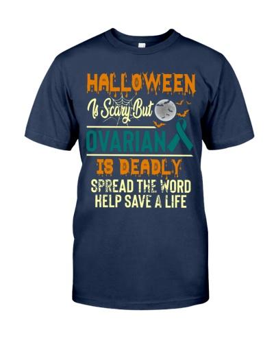 Ovarian Cancer Halloween Costume