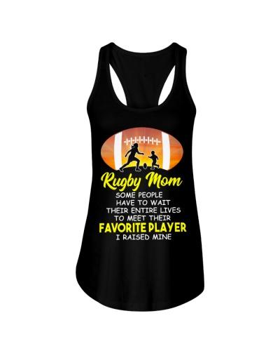 Rugby Mom I Raised Mine