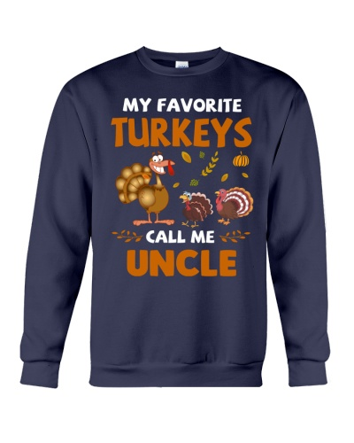 Thanksgiving Call Me Uncle