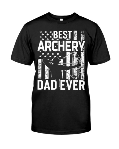 Best Archery Dad Ever Father's Day
