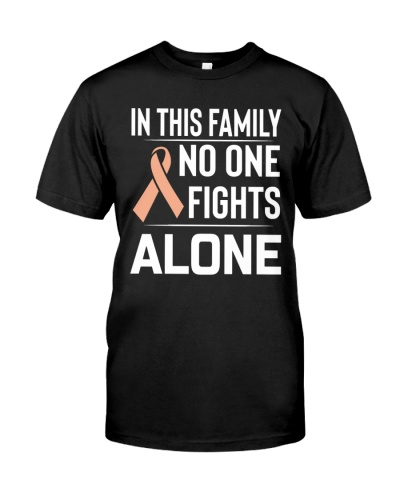 Uterine Cancer No One Fights Alone