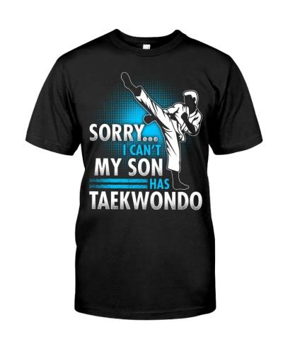My Son Has Taekwondo
